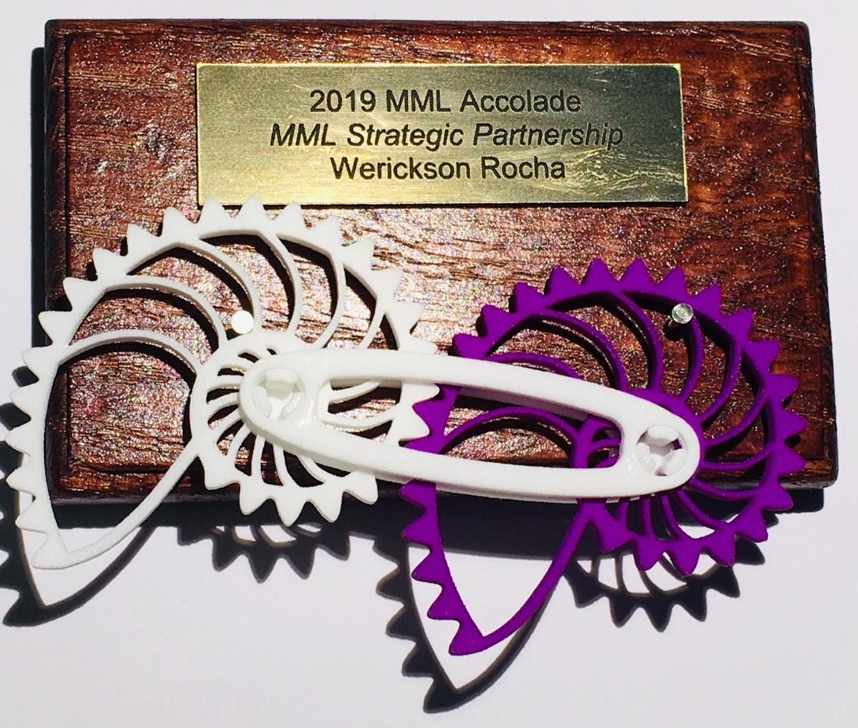Instituto Nacional de Metrologia dos EUA premia pesquisador do Inmetro