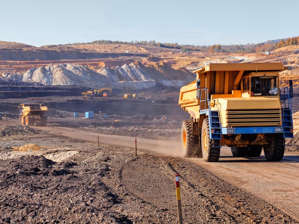 Inovação é aposta para uma mineração mais segura e sustentável
