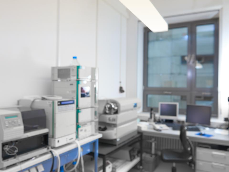 A resolução de massas na espectrometria de massas
