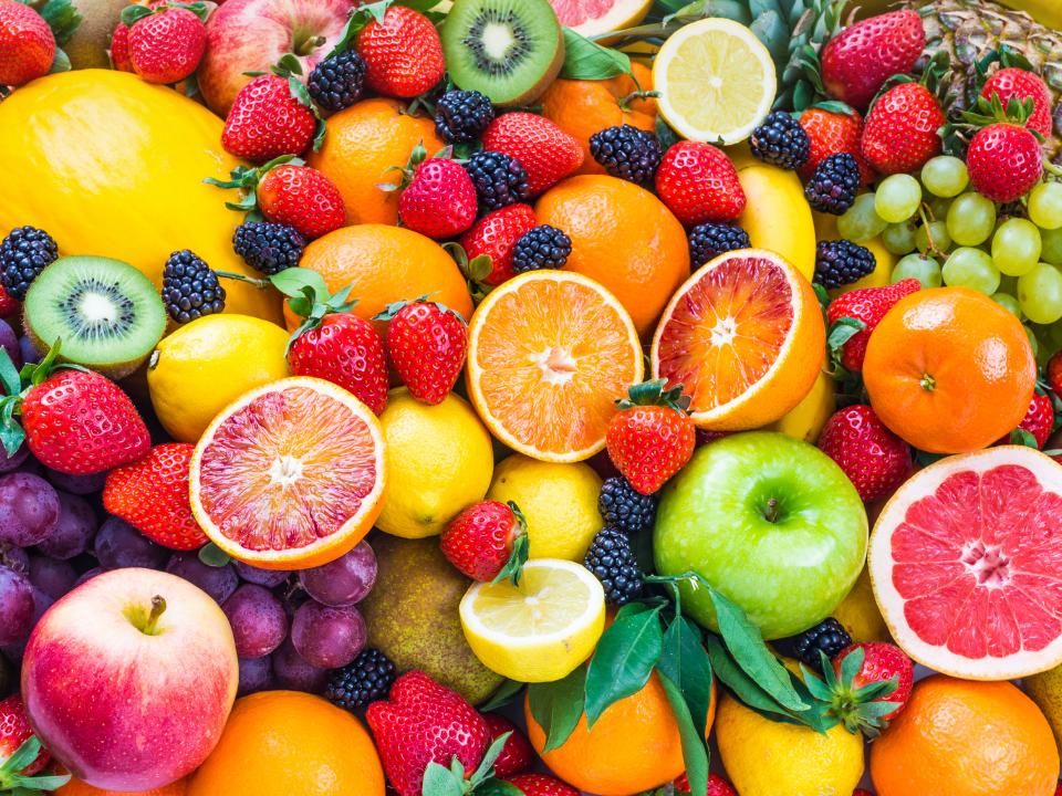 Nanopartículas Aumentam a Validade de Frutos e Flores